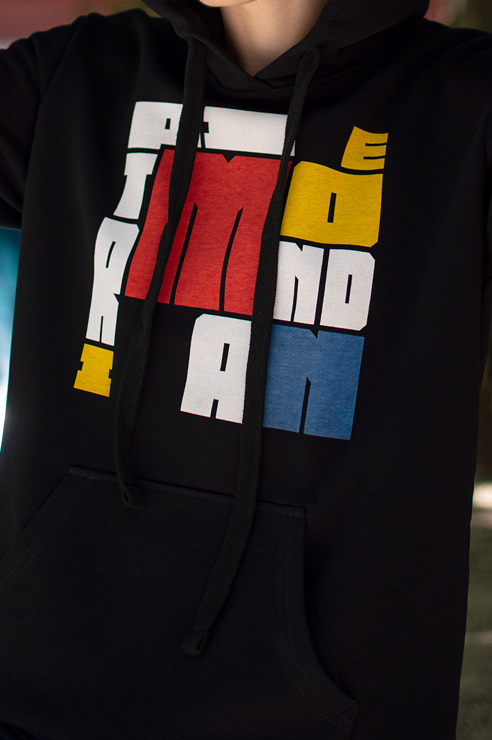 """Худзі """"Mondrian / 100 год супрэматызму"""""""