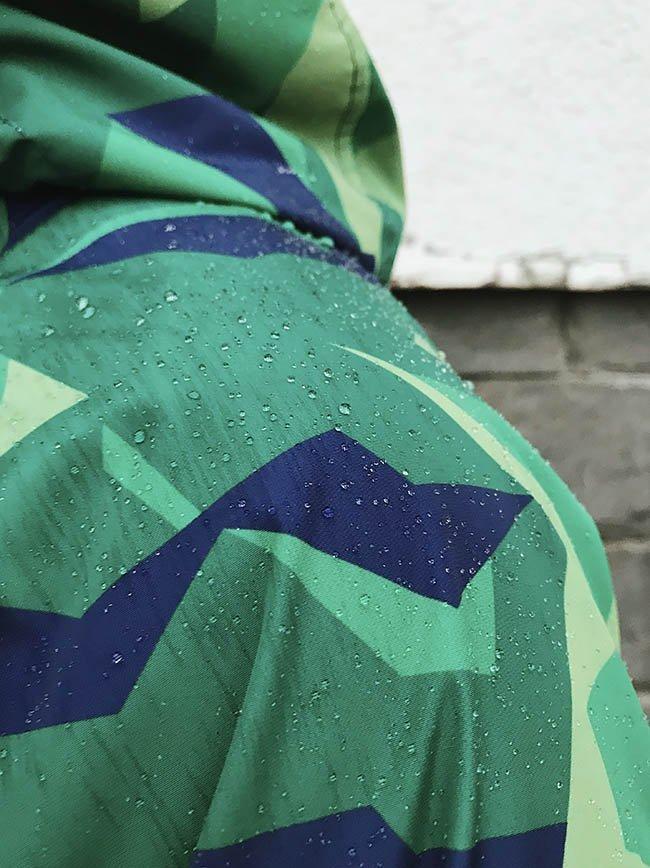 Куртка-анарак LSTR green