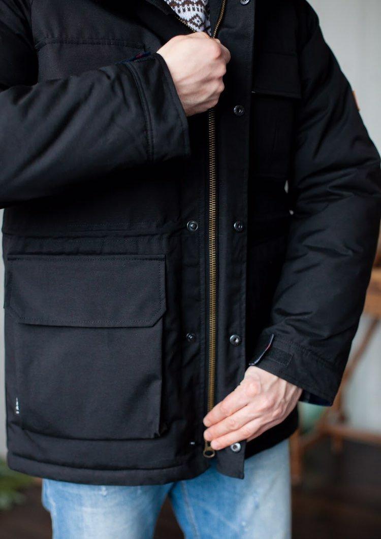 Куртка зімовая LSTR Basic Black