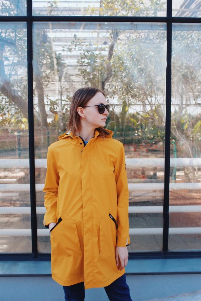 Дажджавік жаночы LSTR Yellow
