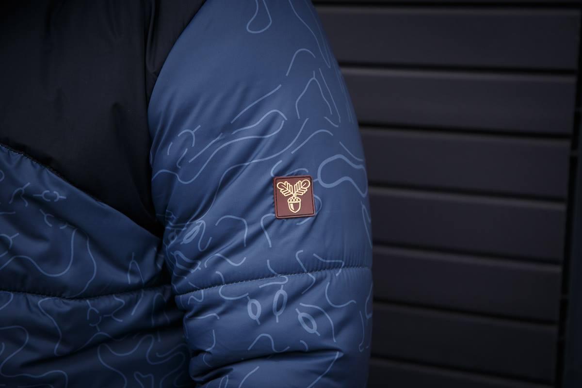 """Куртка зімовая """"Рэльеф"""""""