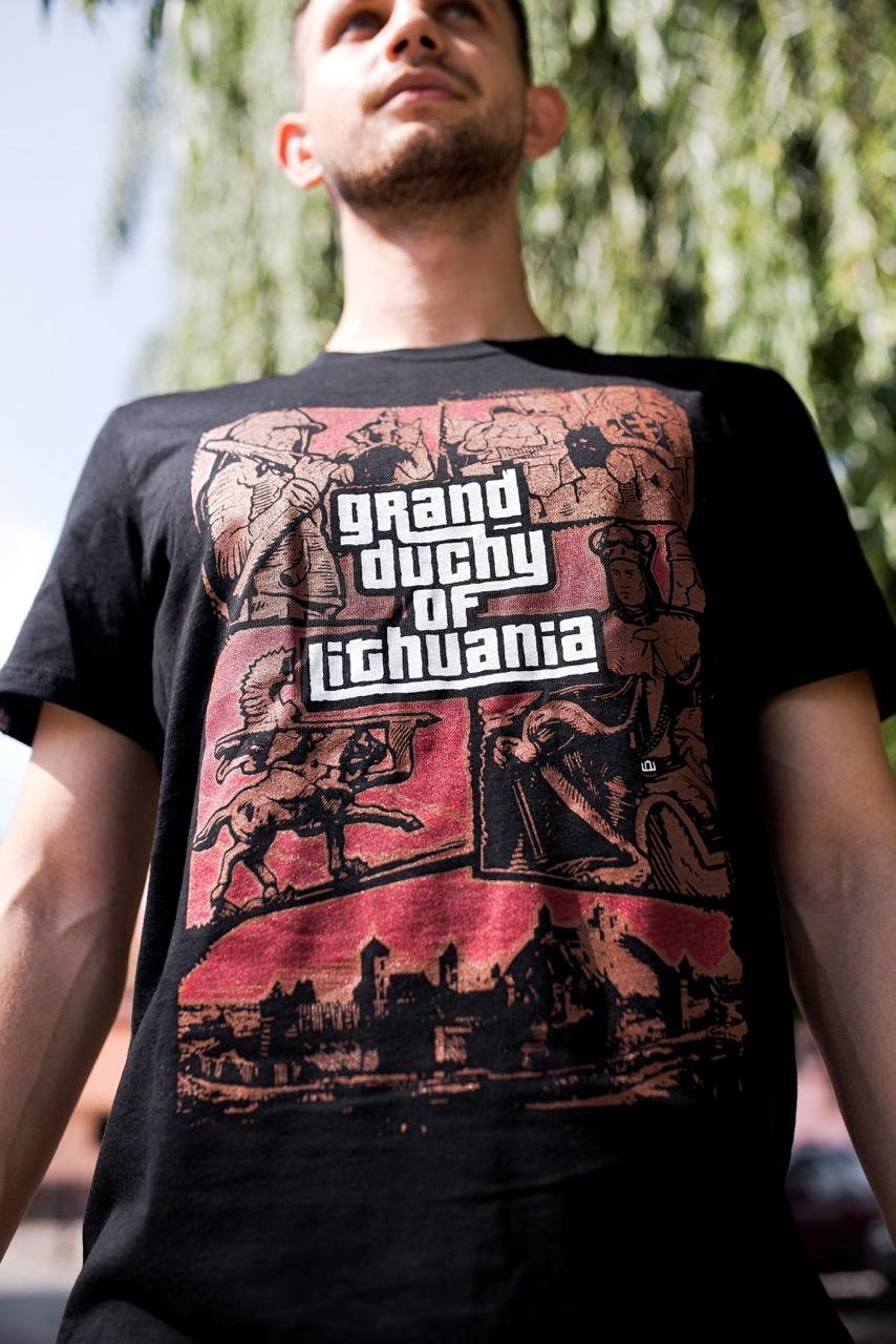 """Цішотка """"Grand Duchy"""" Black"""