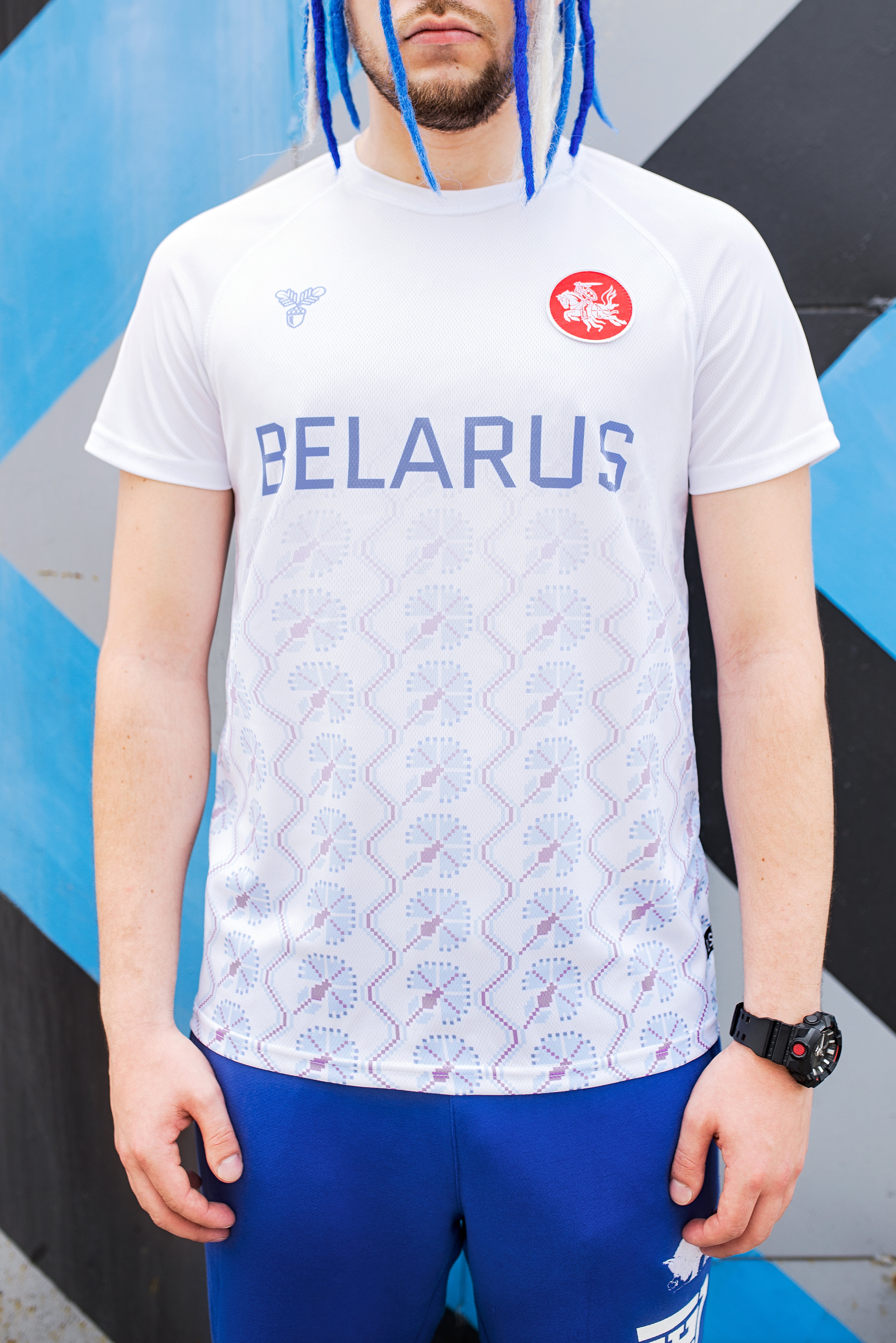 """Цішотка футбольная """"Belarus"""" Валошкі Унісэкс"""