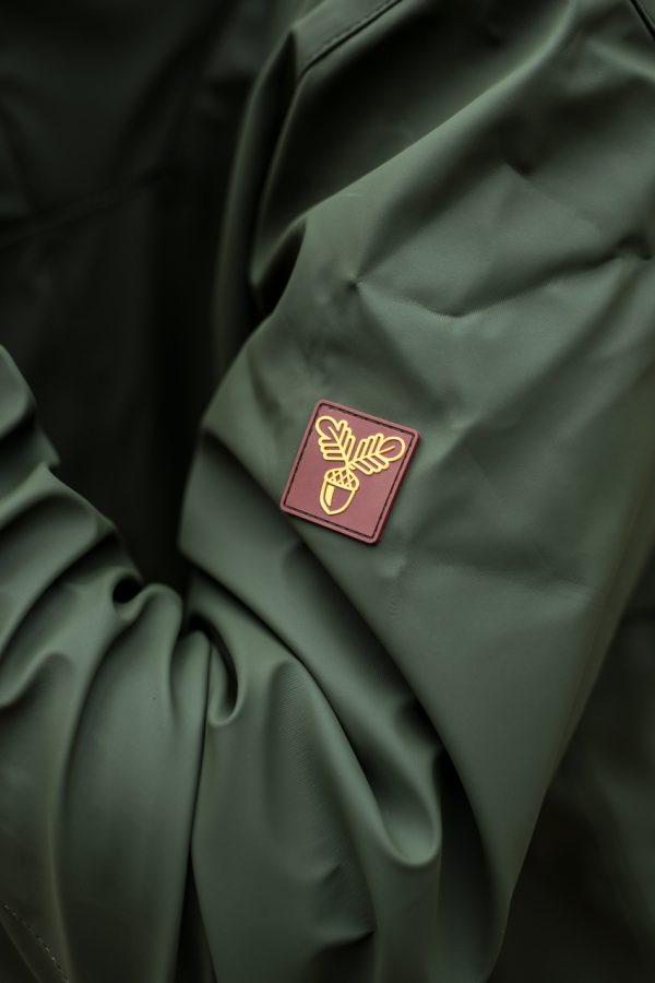 Дажджавік жаночы LSTR Green