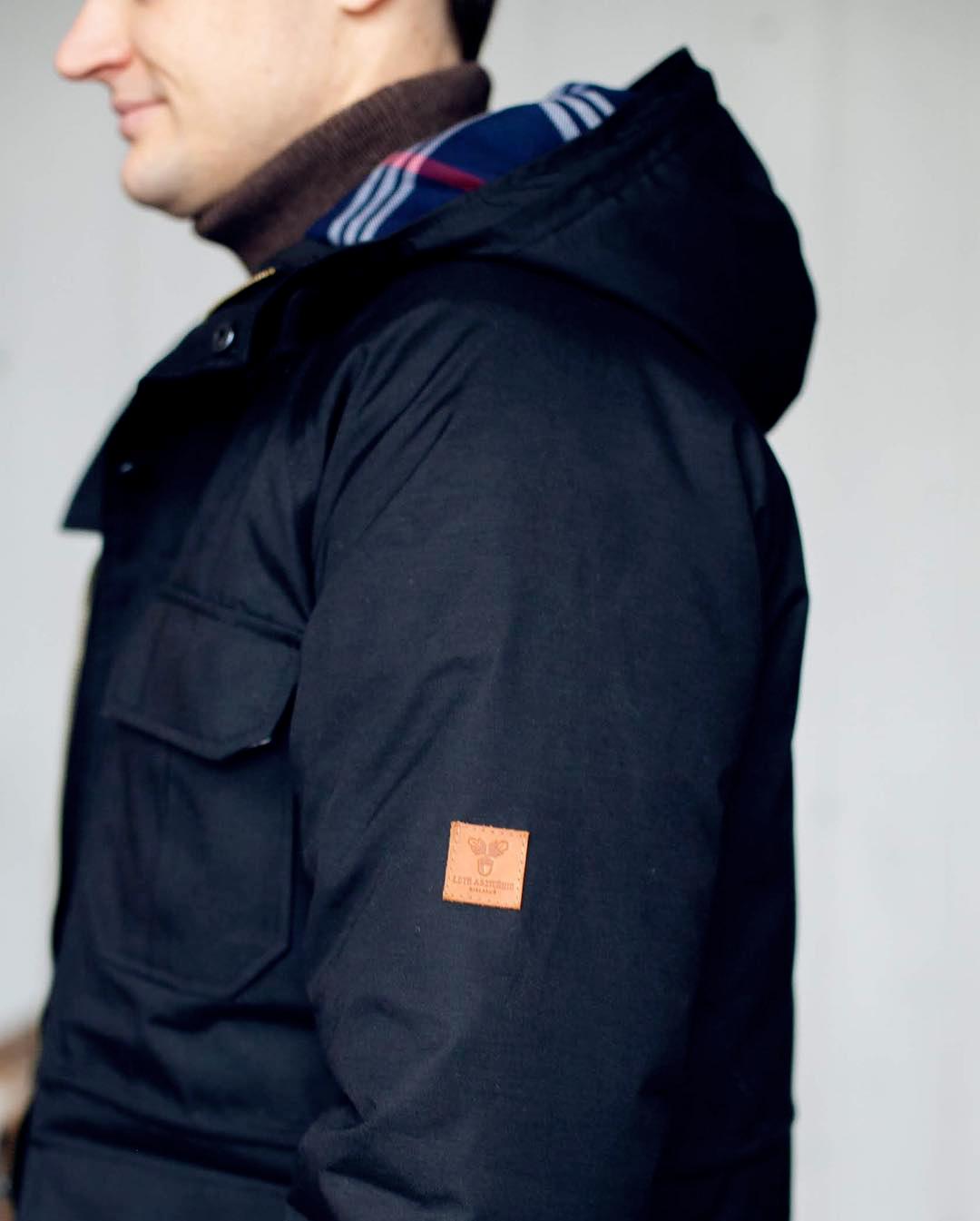 Куртка зімовая LSTR Basic Navy