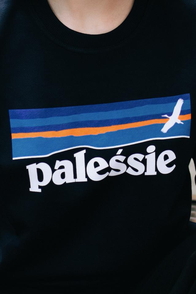 "Світшот ""Palessie"" Navy"