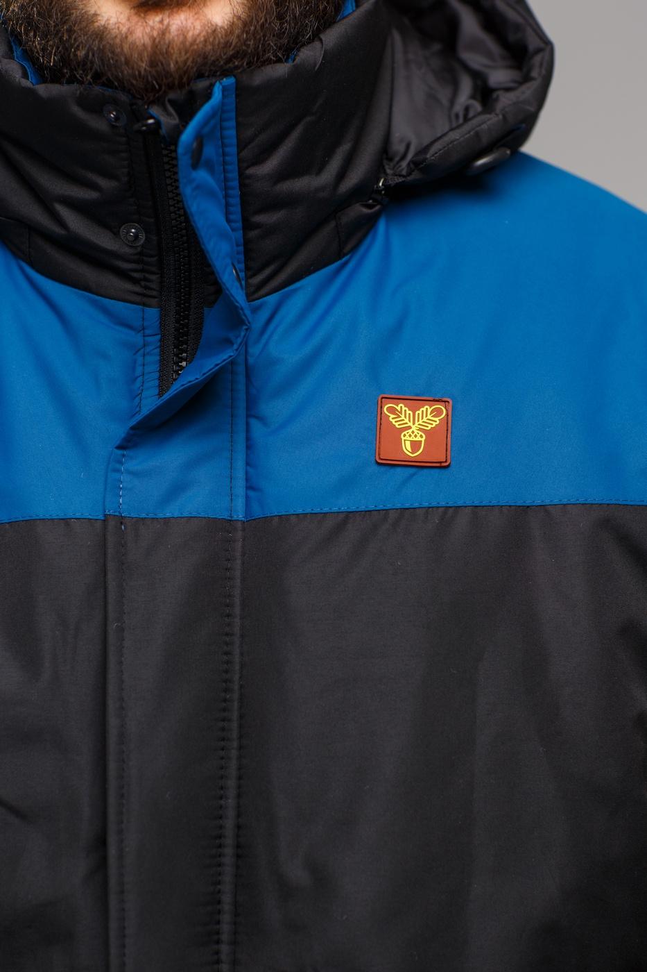 """Куртка """"ZIMA"""" Blue-Black"""