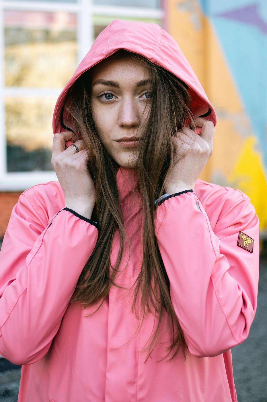 Дажджавік жаночы LSTR Pink