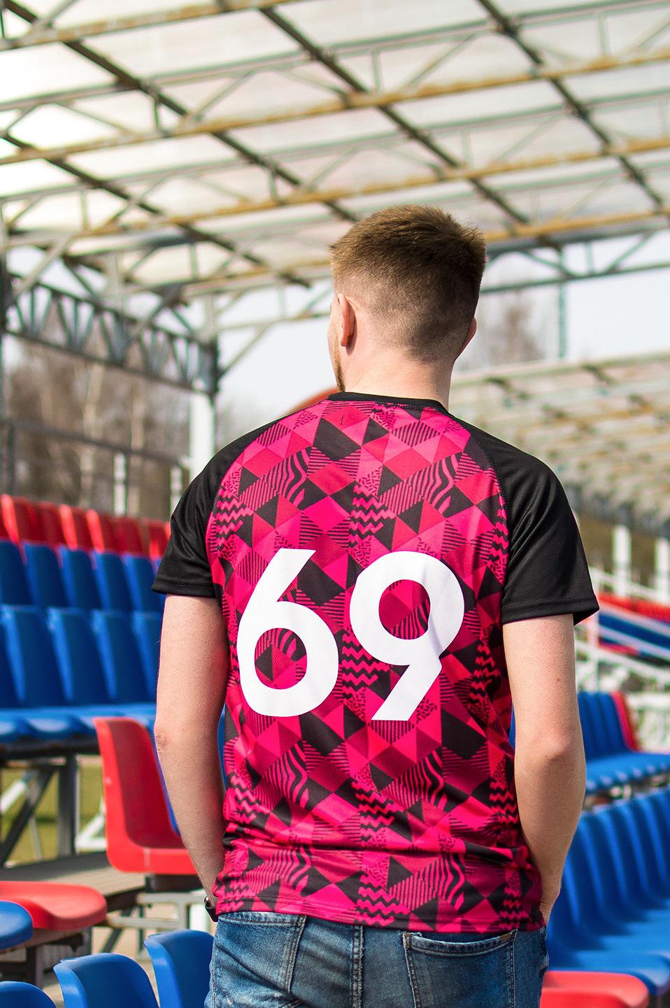 """Цішотка футбольная """"FC Slutsk"""" Унісэкс"""
