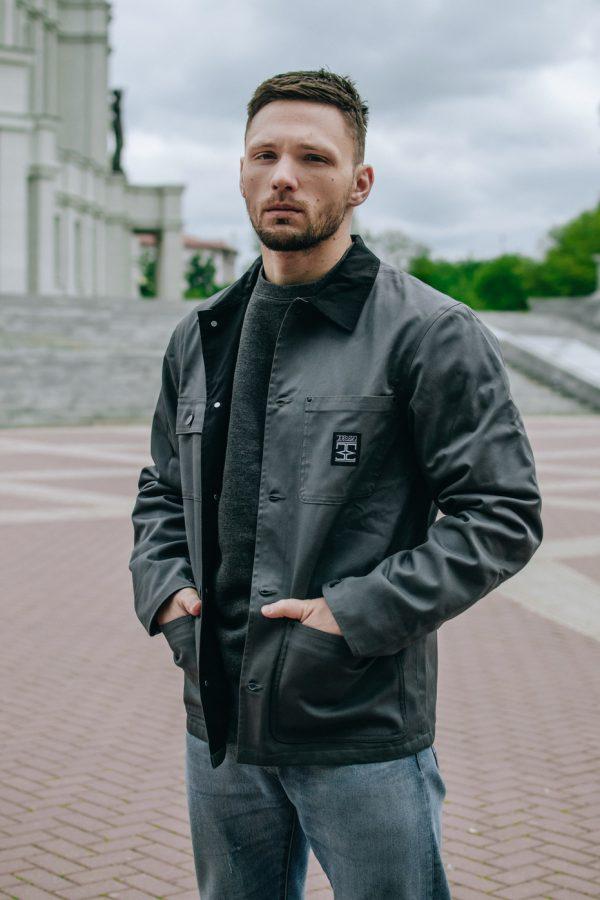 Куртка EPATAGE Gray