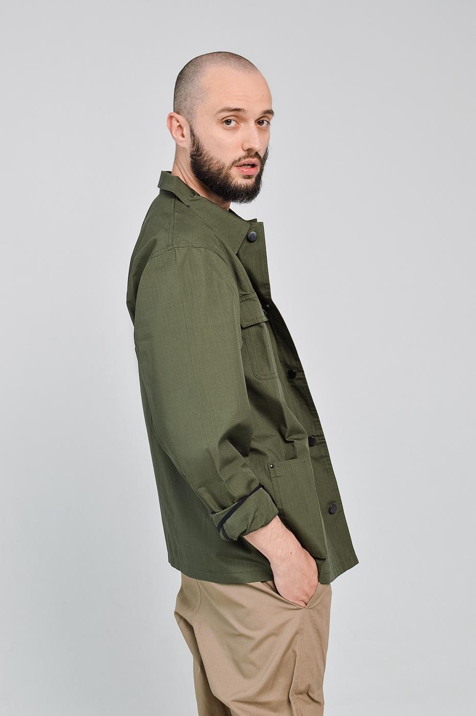 Кашуля EPATAGE Khaki Green