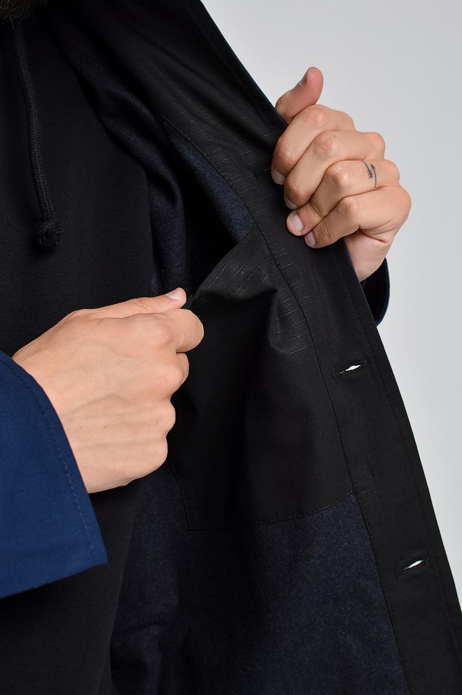 Куртка EPATAGE Blue