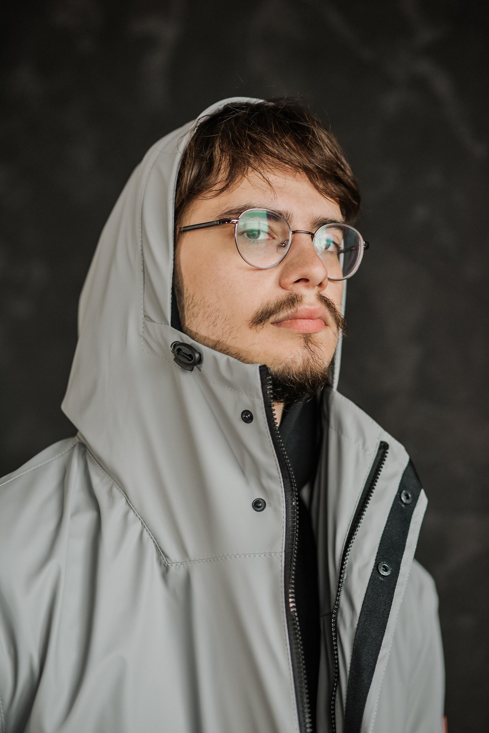 Дажджавік LSTR Light Grey