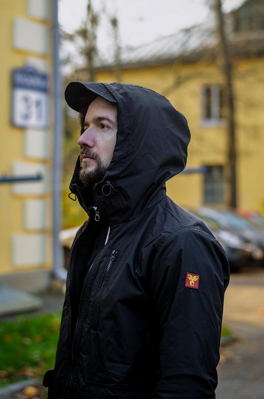 Куртка LSTR Black