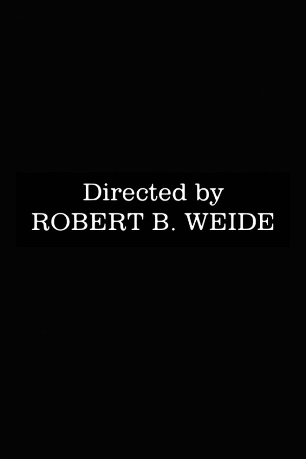 "Світшот ""Directed by Robert B. Weide"" Чорны"